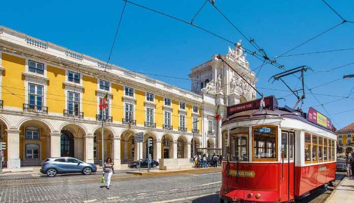 Erasmus portugal destinos