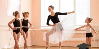Escuelas de baile