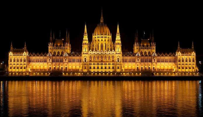 Palacio en Hungria