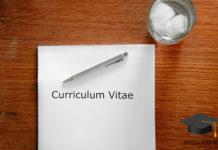 Cómo hacer un currículum vitar