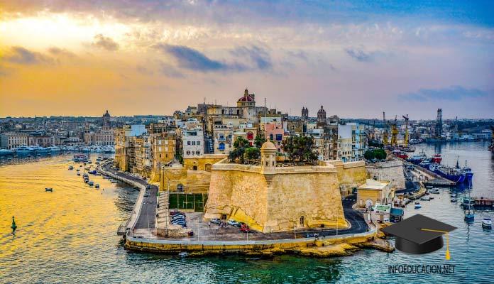 programa educativo en Malta
