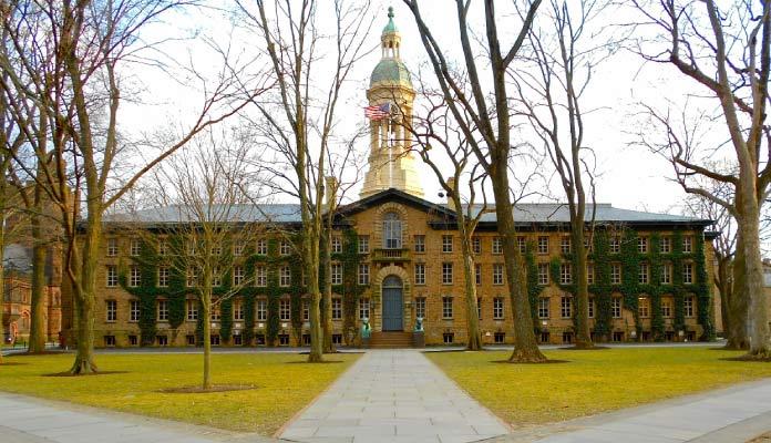 universidades estadounidenses