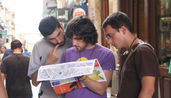 ¿Cómo buscar dónde hacer prácticas de Turismo?