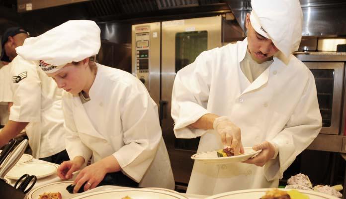 Cómo destacar en las prácticas de cocina