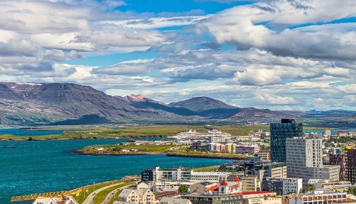 Erasmus Islandia: La solicitud