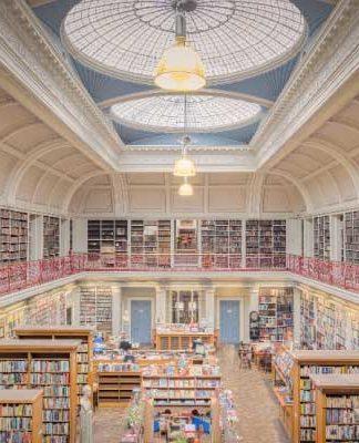 biblioteca mas grande del mundo