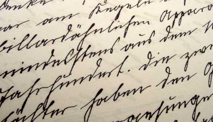 caligrafias para aprender escribir