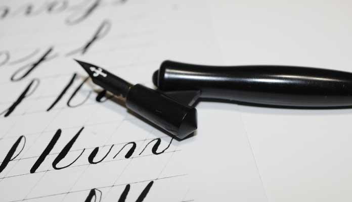 aprender caligrafia artistica