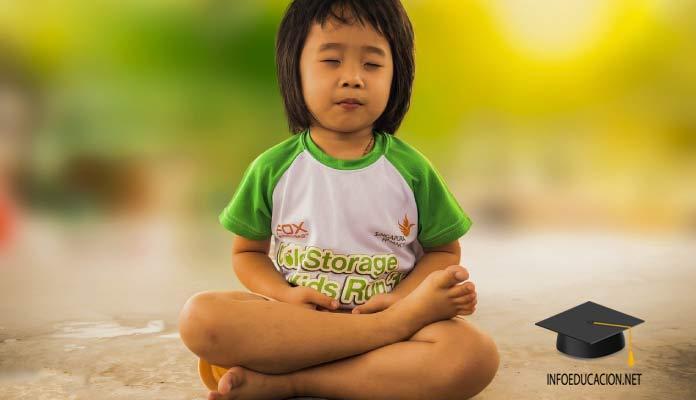 mindfulness para dormir niños