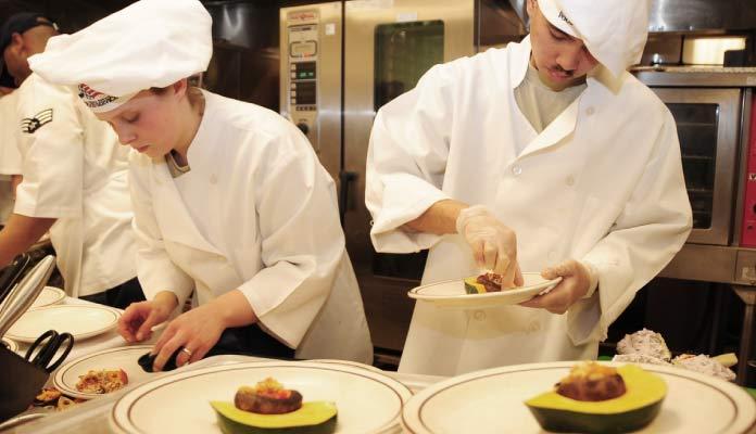 Mejores escuelas de cocina en Barcelona