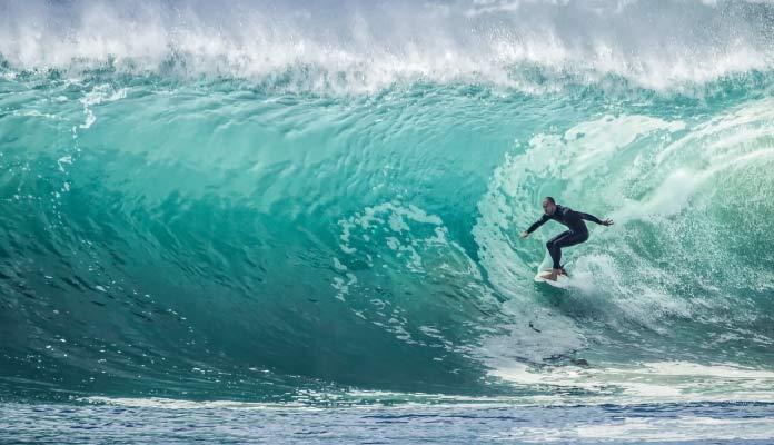 Tipos de cursos de surf en Cantabria