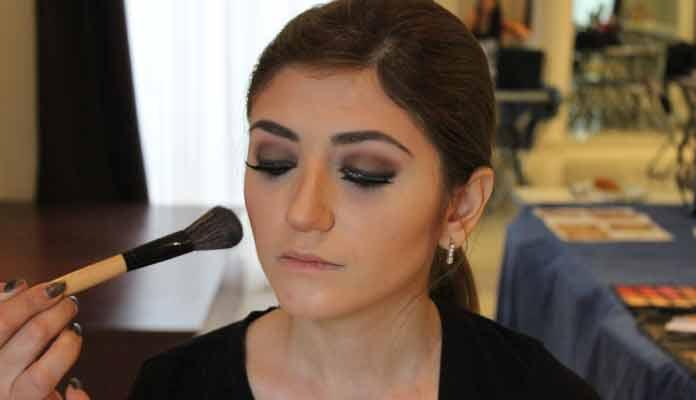 Academia Consuelo Silveira, maquillaje para novia